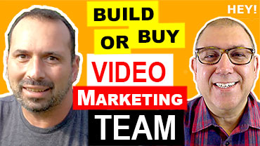 Hey Podcast - Build or Buy Video Marketing Team - Jeremy Vest