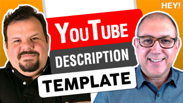 How To Make The Best YouTube Descriptions With Camilo Coutinho - HEY.com Podcast #10