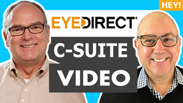 EyeDirect C-Suite Video Steve McWilliams