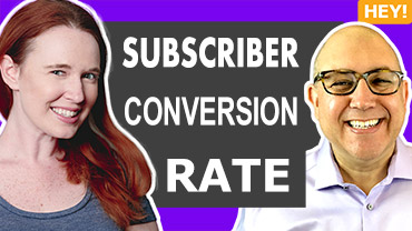YouTube Subscriber Conversion Rate Gwen Miller Kin