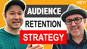 Tim Schmoyer's Audience Retention Strategy