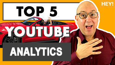 Top 5 YouTube Analytics