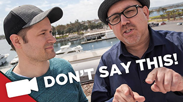 Don't Say This On YouTube (with Tim Schmoyer of Video Creators)