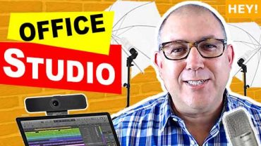 How To Build A Cheap Studio In Your Office