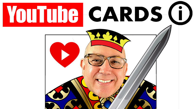 YouTube Info Cards
