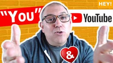 Why You Are The Most Important Person On YouTube