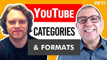 YouTube Categories And Formats With Matt Gielen