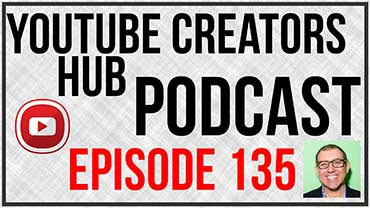 YouTube Creators Hub Podcast With Dane Golden