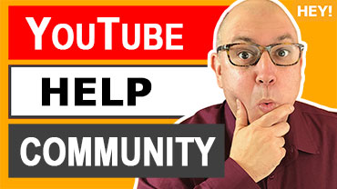 YouTube Community Support Forum