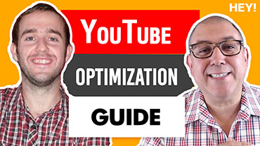 YouTube Optimization The Complete Guide With Tom Martin - HEY.com Podcast #11