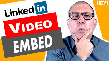 How To Embed A YouTube Video In A LinkedIN Article